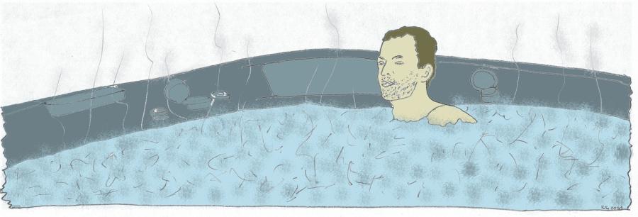 Terveyttä kylpemällä